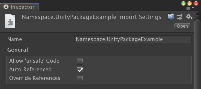 Creating Custom Packages for Unity 2018 3 - neogeek dev